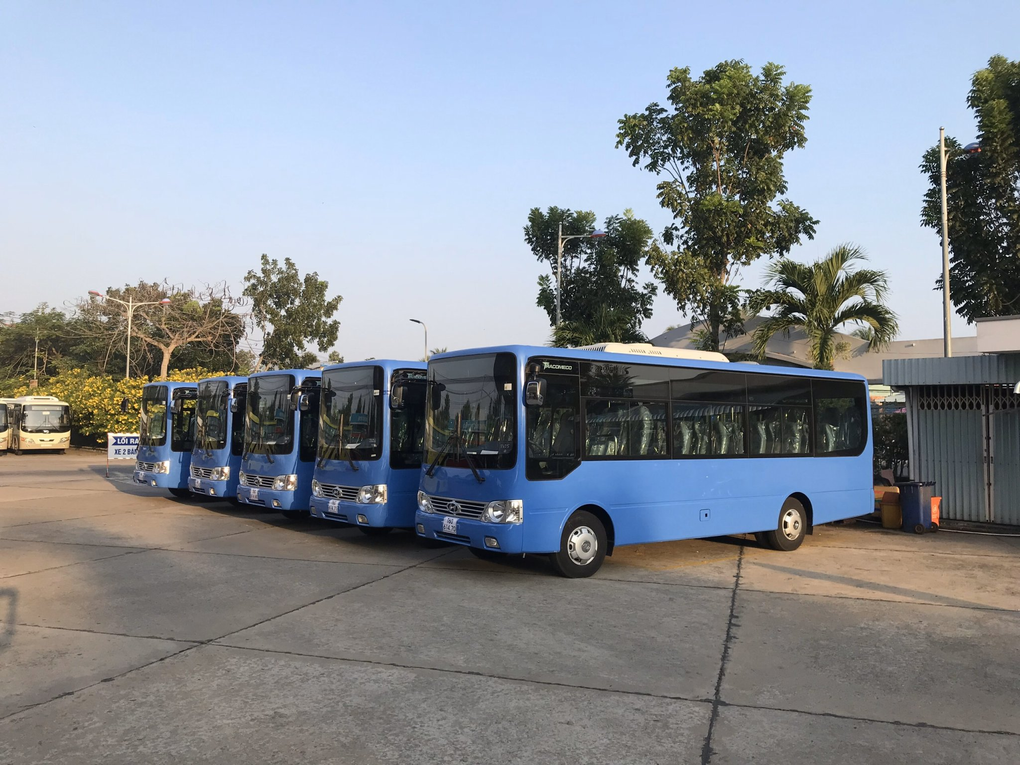 TRACOMECO CITYBUS80 B40H